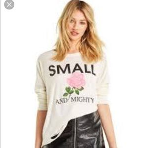 ISO Wildfox Small and Mighty Tee